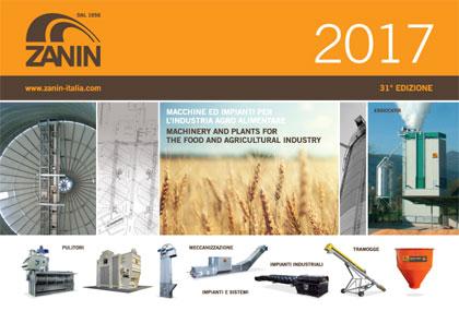 Calendario Zanin