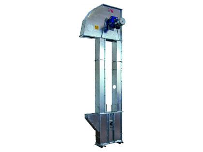 Bucket elevator - Industrial food farming