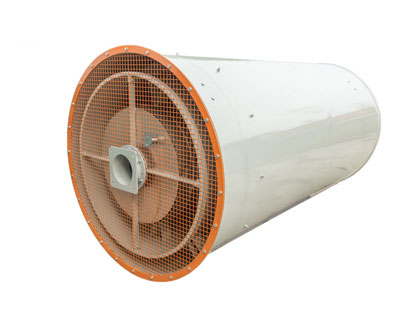 Direct fired generator for dryers