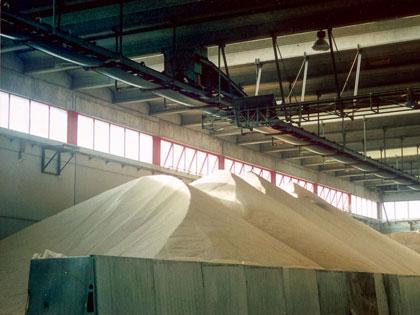 COMPLETE SYSTEMS: fertiliser treatment