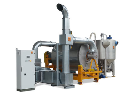 Malting systems