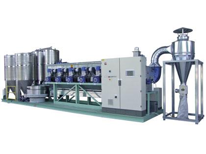 Équipement de production d'huile EVO