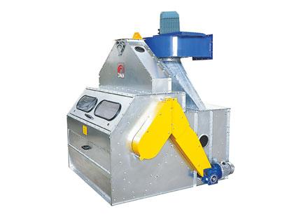 PA-DTR : Nettoyeur par aspiration avec épurateur à cylindre rotatif
