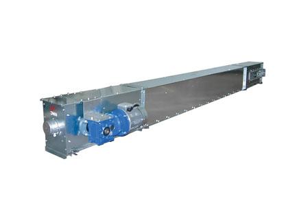 Chain conveyor - Industrial food farming