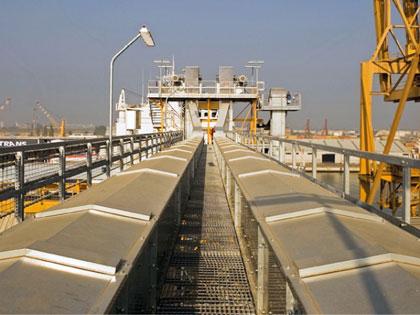 Kettenförderer - industriell