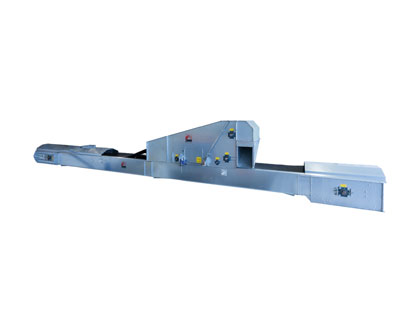 Belt conveyor - Industrial food farming