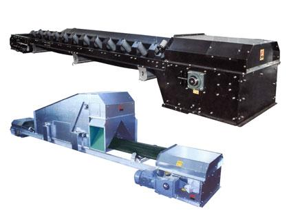 Transportador de cinta - Industrial
