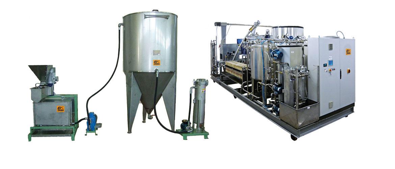 Équipement de production d'huile - EVO 1