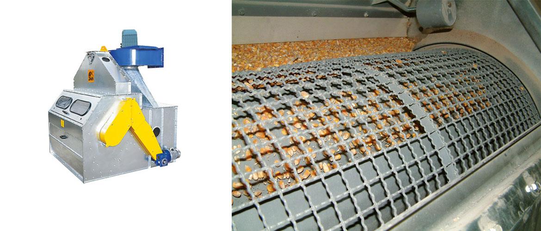 Nettoyeur par aspiration avec épurateur à cylindre rotatif PA-DTR