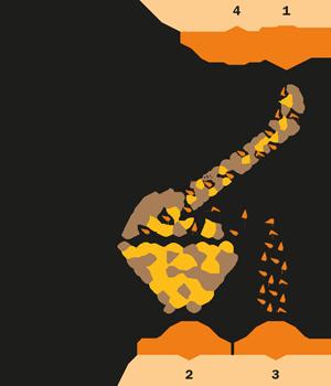 Cylindre de dégrossissage TS