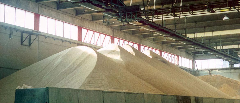 Équipement de traitement des engrais